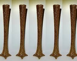 Tower Vases For Centerpieces Tower Vase Etsy