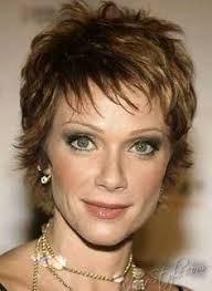 feathery haircuts for mature women short feathered hairstyles for women hair pinterest