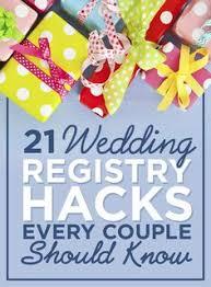 alternative wedding registry options your wedding registry options traditional popular and the two