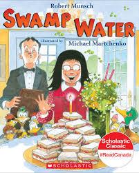 swamp water paperback swamp water paperback robert munsch