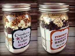 11 mix in a jar gifts that can help make