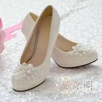 chaussures plates mariage où acheter sandales plates pour mariage en ivoire en ligne où