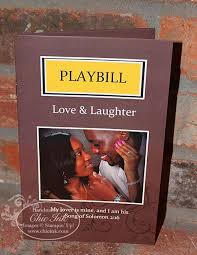 playbill wedding program 25 best broadway wedding ideas images on broadway