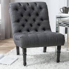 armless chair and ottoman set chair homepop susan armless accent chair ottoman set chairs
