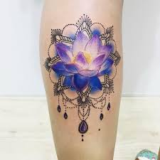 the 25 best purple lotus tattoo ideas on pinterest lotus