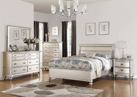 Silver Queen Bed Bedrooms Bayit Furniture