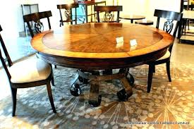 expanding cabinet dining table expanding round table unique round dining tables expanding round