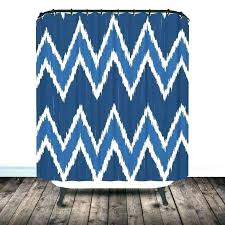Navy Blue And White Curtains Navy Blue Shower Curtain Charming Gray And Blue Shower Curtain