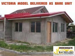 1 storey bungalow house duplex model in villa vanessa at casili
