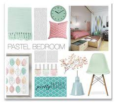 polyvore home decor pastel bedroom by glorylynnmorrowogrady liked on polyvore