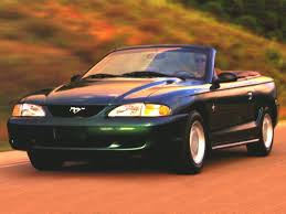 1996 Mustang Gt Interior 1996 Ford Mustang Overview Cars Com