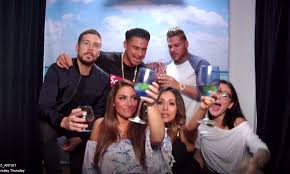 Seeking Uk Air Date Jersey Shore Reunion Teaser Unveils Premiere Date Daily Mail