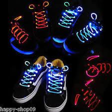 led shoelaces led shoelaces shoe lace flash light up glow stick disco only
