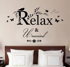relax enjoy unwind vinyl wall decal stickers letters bathroom decor relax enjoy unwind vinyl wall decal stickers letters bathroom decor relax unwind quote vinyl wall