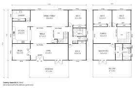 australian country house floor plans nice home zone