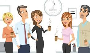 image pause café bureau 6 raisons de boire du café au travail