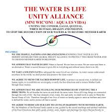 Water Challenge Directions Water Is Unity Alliance Pdf Docdroid