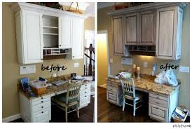 painted cabinets before and after painted melamine kitchen cabinets before and after www