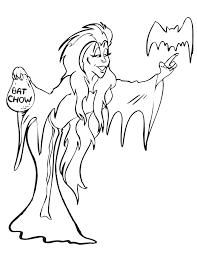bat coloring pages 2 vitlt com