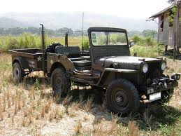 willys jeep off road flatfender 1952 willys jeepster specs photos modification info