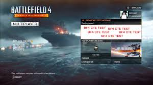 Bf4 Night Maps Battlefield 4 Cte Comes To Xbox One News Battlelog Battlefield 4
