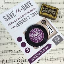 Save The Dates Magnets Vinyl Record Save The Date Magnets With Postcards Version 2 U2013 Love