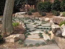 landscaping boulders as garden accents wbtv charlotte