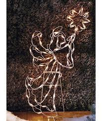 Lighted Yard Decorations 17 Best Lighted Christmas Angels Yard Images On Pinterest