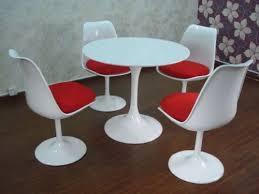 Eero Saarinen Table Designer Modern Eero Saarinen Style Tulip Table 42