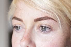 tatouage sourcils poil par poil le blog de cécile na maquillage semi permanent nice
