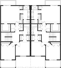 vacation house plans mediterranean duplex house plans duplex house plans