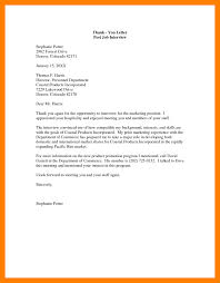 8 thank you for the job opportunity informal letter