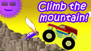 real monster truck videos collection vol learn s learning monster truck videos please colors