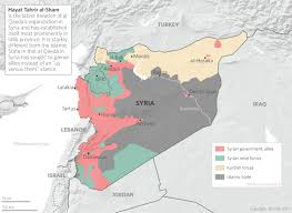 Syria And Iraq Map by For Al Qaeda In Syria Success Has Its Downside Stratfor Worldview