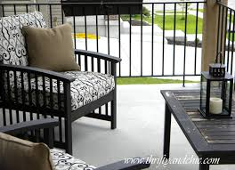 black and white striped patio pillows patio outdoor decoration