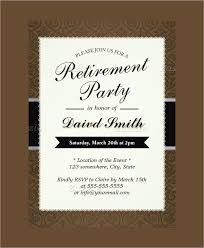 retirement invitations free printable retirement party invitations theruntime