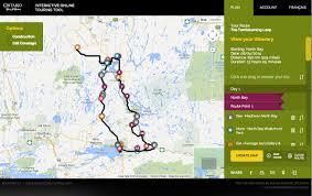 Trip Planner Map Highway 11 From Nipigon To New Liskeard The Zen Road Northern