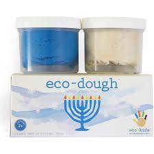 kids menorah eco dough menorah non toxic play dough eco kids shop eco toys