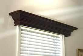 Faux Wood Cornice Valance Wood Cornice Window Treatment Window Cornices Window Treatments