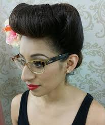 pin up hairdos long black hair 40 pin up hairstyles for the vintage loving girl