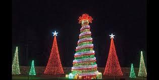 garvan gardens christmas lights 2017 holiday lights at garvan woodland gardens is a winter wonderland