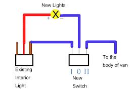 interior light wiring vw t4 forum vw t5 forum