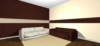 wand streichen ideen wohnzimmer 65 wand streichen ideen muster streifen und struktureffekte