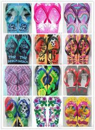 flip flop slippers fashion summer flip flops flat sandals 2017 house shoes