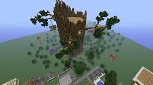 minecraft tree house ideas