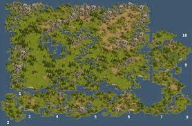 K He Mit Insel Siedler Inselerweiterung Dso Karte Insel Befreien Archipel Erobern