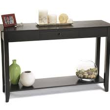 black console table with storage rustic console table wood storage sofa entryway furniture hall