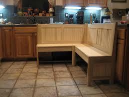 Kitchen Corner Banquette Seating Kitchen Kitchen Corner Bench For A Nook By 7kcraftsman Lumberjocks Com
