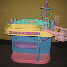 Baby Doll Changing Table Basics Baby Doll Changing Station