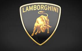 lamborghini logo lamborghini logo by niosdark 3docean